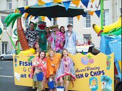 Royal Fisheries Float