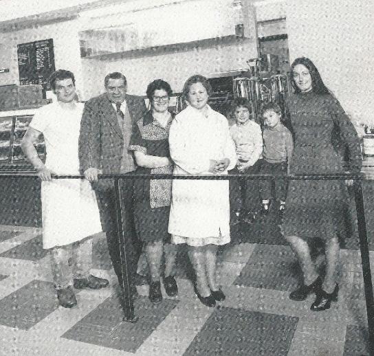 The Fusco family